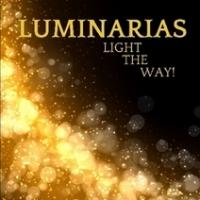 Luminarias light the way!