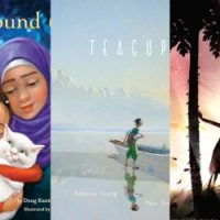 Books to help kids understand what It's like to be a refugee