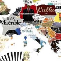 Arriva la mappa letteraria del mondo, ogni stato ha il suo romanzo